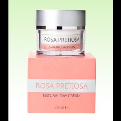 Rosa Pretiosa Natural Day Cream