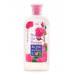 SHOWER GEL-SHAMPOO FOR CHILDREN 2in1