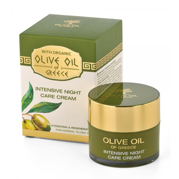 Biofresh Olive Oil Intensive Night Care Cream for Normal to Dry Skin
