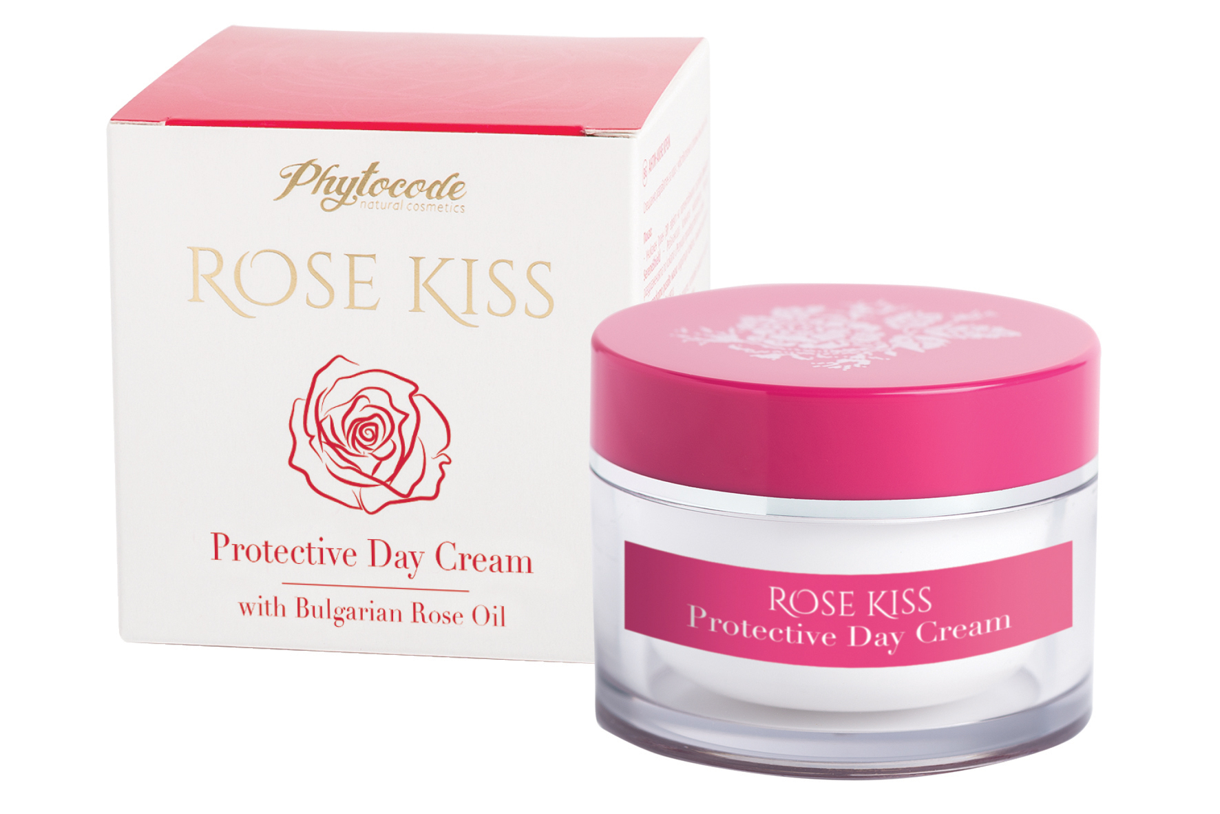 Phytocode Rose Kiss Protective Day Cream