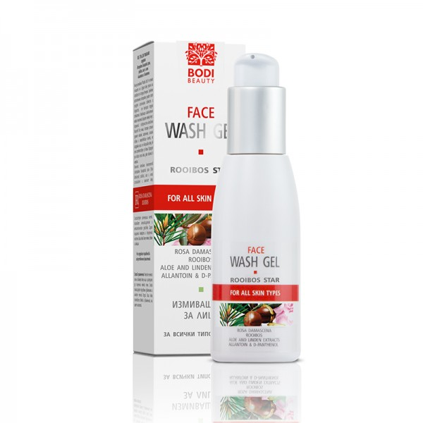 Rooibos Star Face Wash Gel 45+