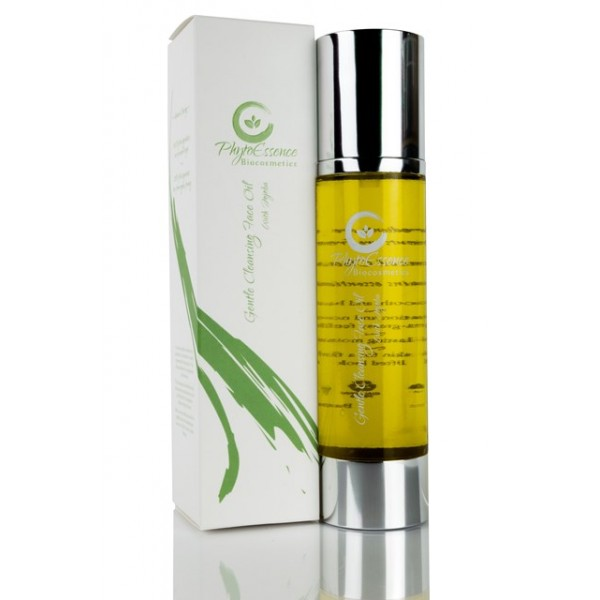 GENTLE FACE CLEANSING OIL WITH JOJOBA