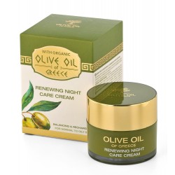 Biofresh Olive Oil Renewing Night Care Cream for Normal to Oily Skin