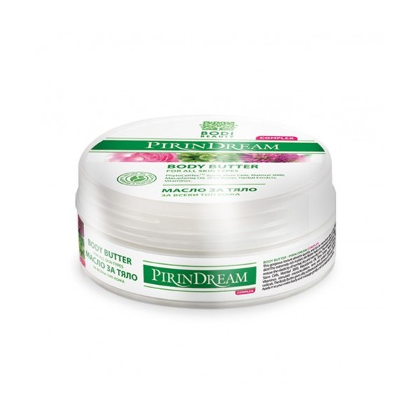 Pirin Dream Complex Body Butter