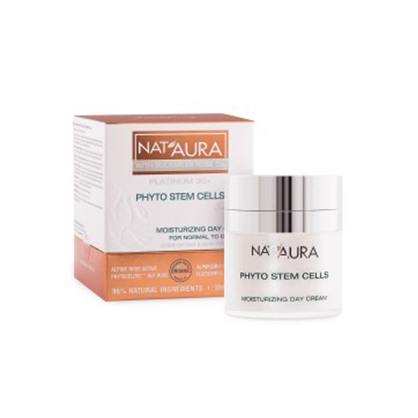 BIOFRESH NAT'AURA MOISTURIZING DAY CREAM 30+