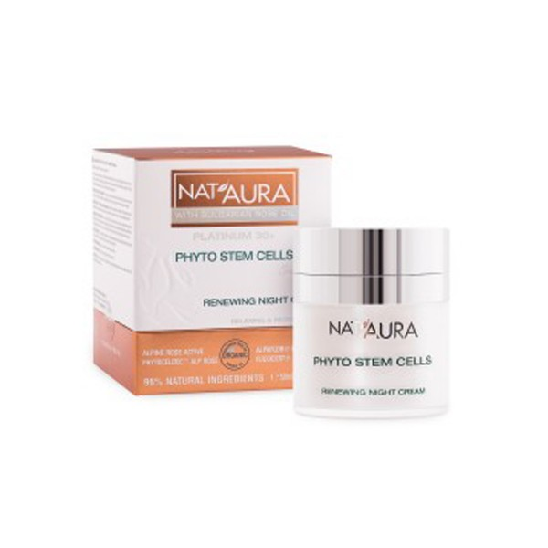 BIOFRESH NAT AURA RENEWING NIGHT CREAM 30+