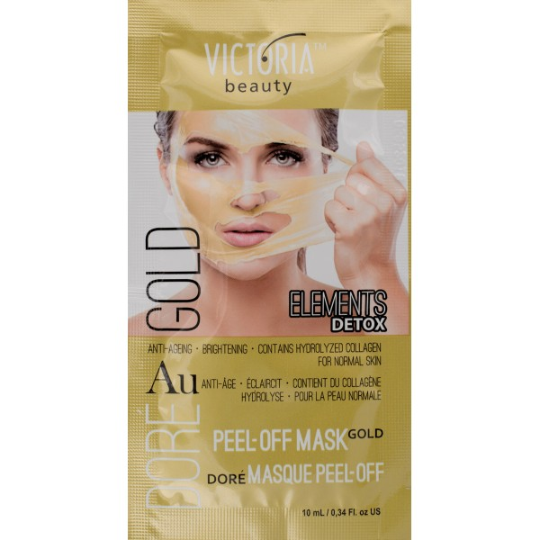 Victoria Beauty Gold Peel-Off Mask