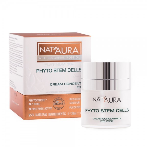 BIOFRESH NAT AURA CREAM CONCENTRATE FOR EYE CONTOUR AREA 30+