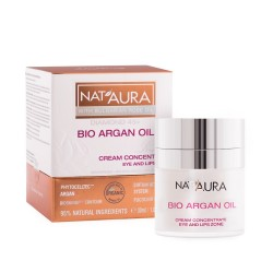BIOFRESH NAT'AURA CREAM FOR EYE 45+