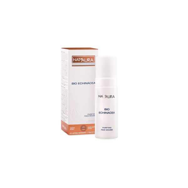 PURIFYING FACE MOUSSE BIOFRESH NAT'AURA