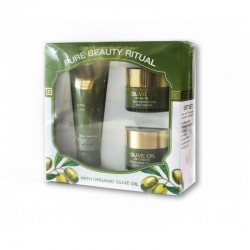 Gift Set Olive Oil of Greece for Normal to Oily Skin