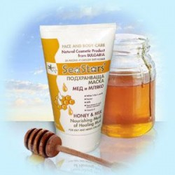 NOURISHING MASK HONEY AND MILK