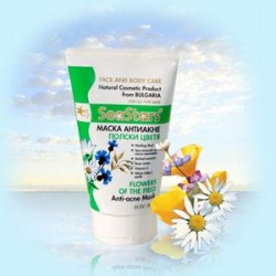 MUD MASK ANTIACNE FIELD FLOWERS
