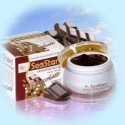CHOCOLATE EXFOLIATING AND ANTI-AGEING FACE GEL
