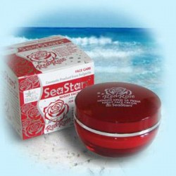 RED ROSE NIGHT FACE CREAM